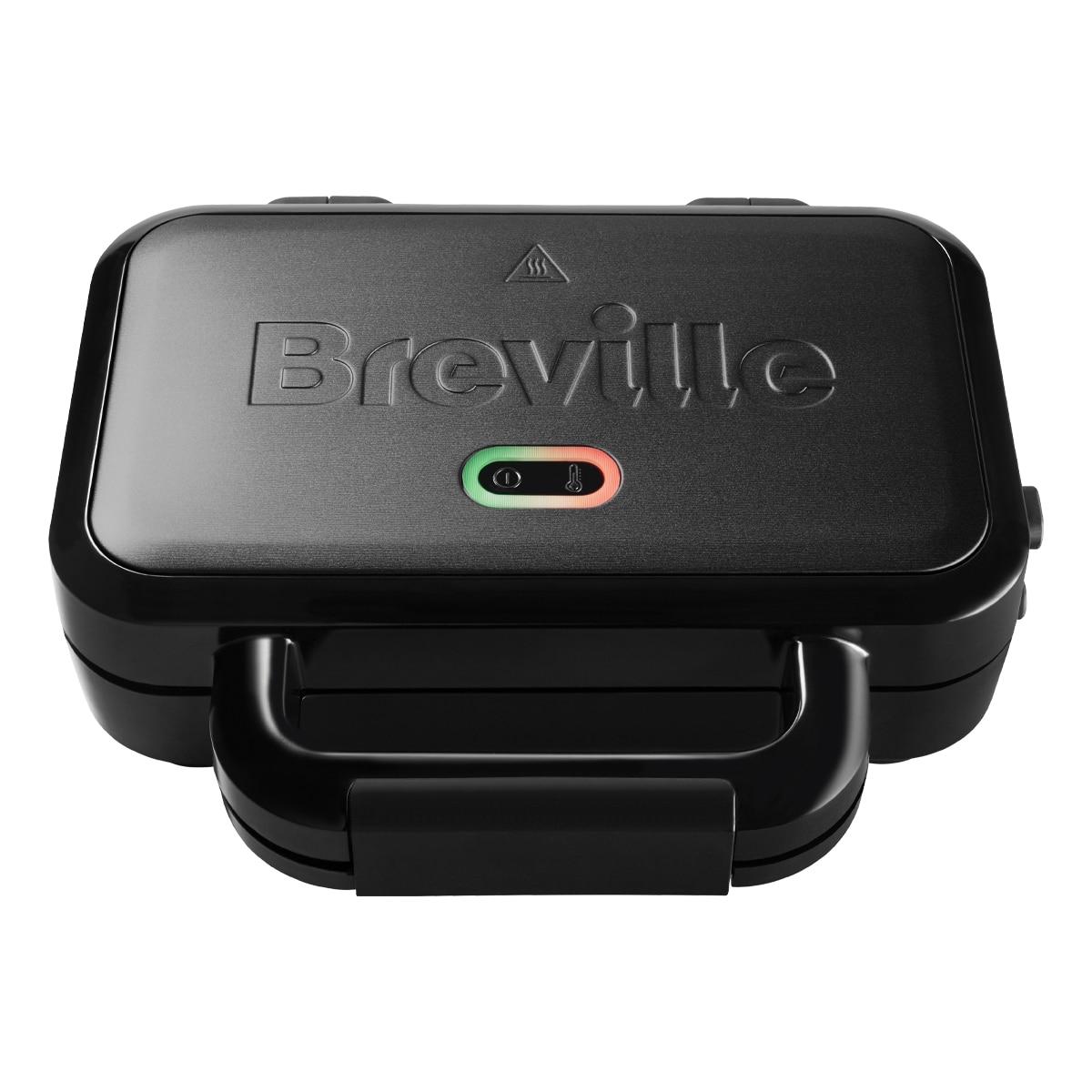 Fotografie Sandwich-maker Breville VST082X-01, 850 W, Extra Deep Fill Breville