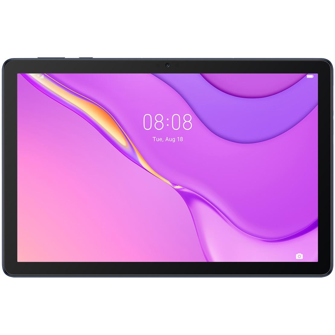 "Fotografie Tableta Huawei MatePad T10s, Octa-Core, 10.1"", 2GB RAM, 32GB, 4G, Deepsea Blue"