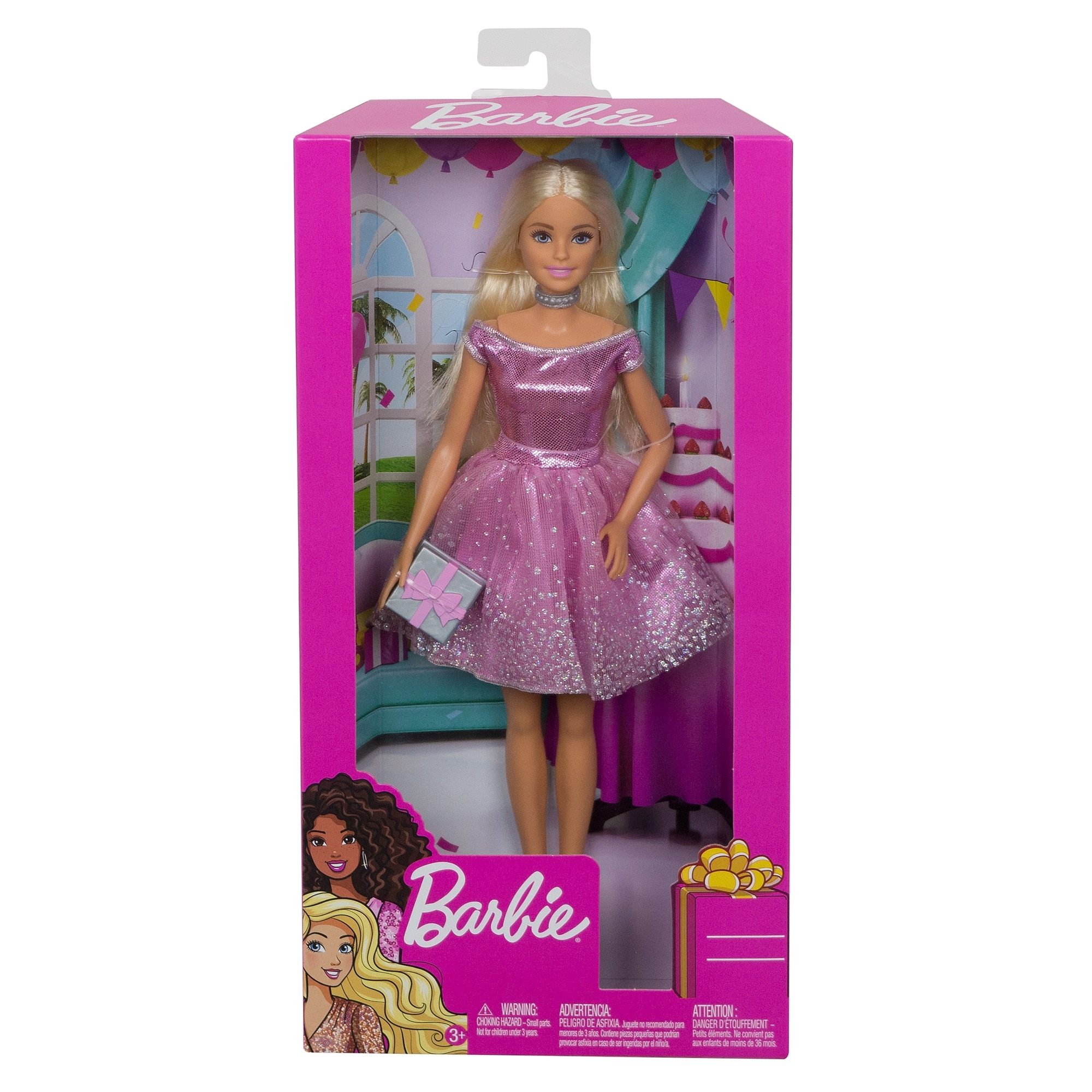 Fotografie Papusa Barbie - La multi ani!