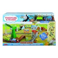 Thomas & Friends - Sodor Safari Játékszett