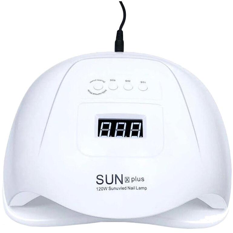 Fotografie Lampa UV/LED SUNX Plus , 120 Watt, Activare prin senzori