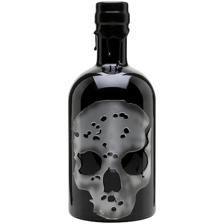 Vodca Ghost Silver Skull, 40%, 0.7l