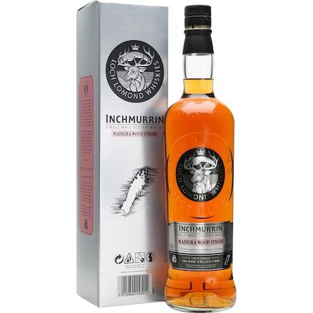 Whisky Inchmurrin Madeira Cask, Single Malt, 46%, 0.7l