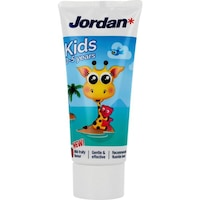 Pasta de dinti Jordan pentru copii 0-5 ani 50 ml