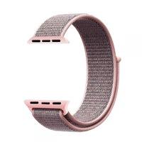 Каишка TECH-PROTECT Nylon за Apple Watch 1/2/3/4/5 38/40mm, Pink Sand