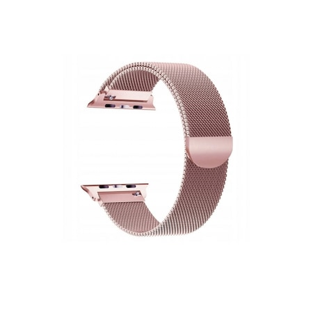 Каишка TECH-PROTECT Milaneseband за Apple Watch 1/2/3/4/5 42/44mm, Rose Gold