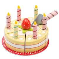 Le Toy Van Fa játék készlet - Vaníliás torta