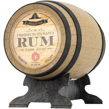 Rom Admirals Large Barrel, 40%, 0.7l