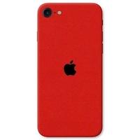 Защитно фолио за Apple iPhone 7, Червен