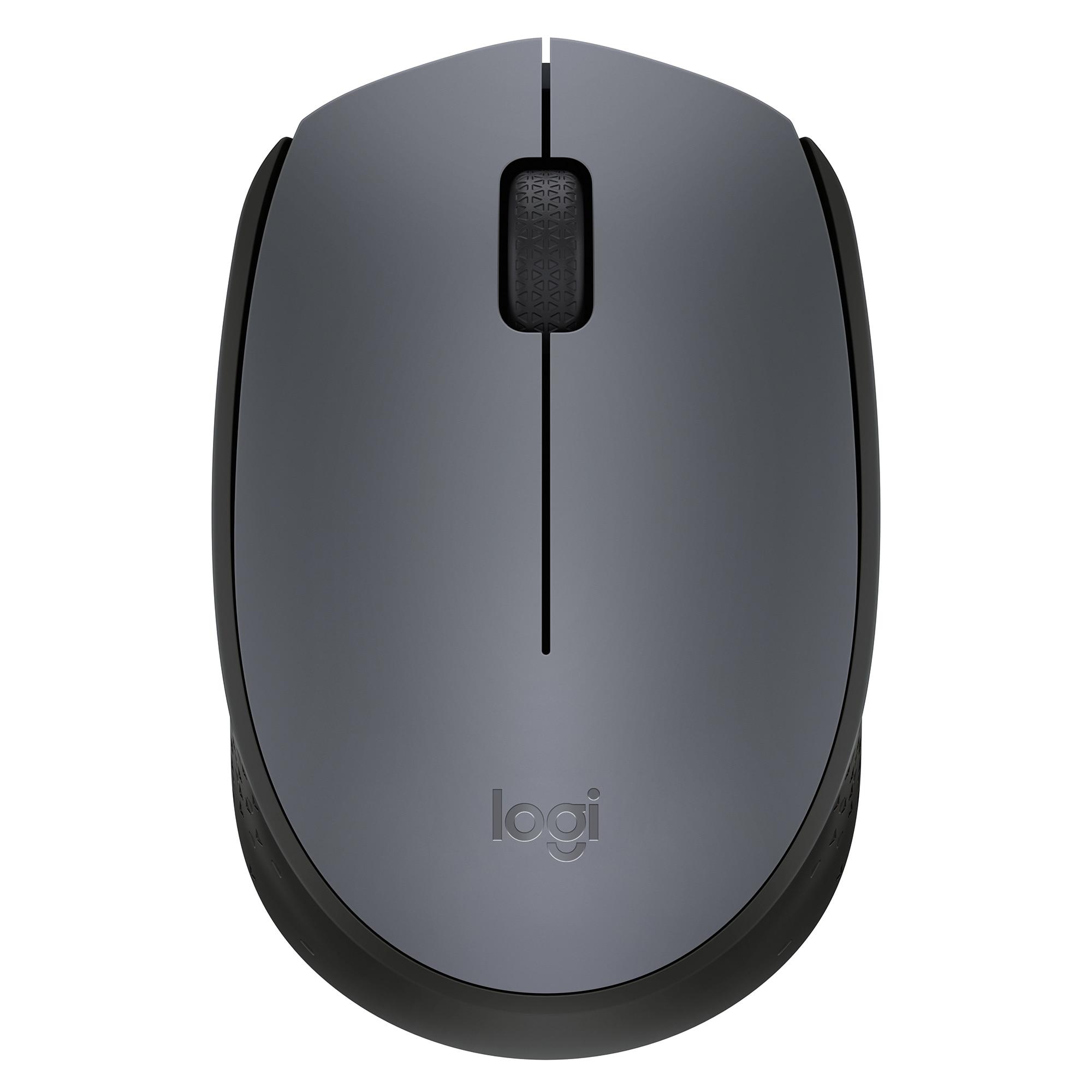 Fotografie Mouse wireless Logitech M170, Grey