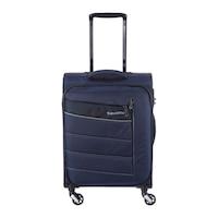 Travelite Kite kabinbőrönd kék 4 kerekű