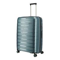 Travelite Air Base nagy bőrönd jég kék 4 kerekű
