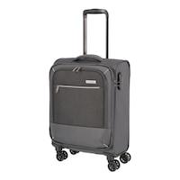 Travelite Arona kabinbőrönd antracit 4 kerekű