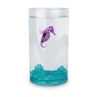 Aquabot Seahorse, Hexbug, akváriummal, mályvaszínű
