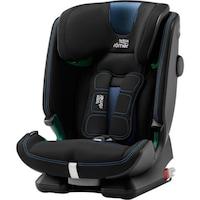 Столче за кола ISOFIX Britax Romer Advansafix i-Size Cool Flow Blue, 9-36 кг, Черен/ Син
