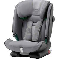 Столче за кола ISOFIX Britax Romer Advansafix i-Size Cool Flow Silver, 9-36 кг, Син