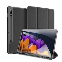 "Калъф Dux ducis Domo за Samsung Galaxy Tab S7+ Plus 12.4"" T970 / T976, Черен"