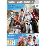Игра The Sims 4 + Star Wars: Journey to Batuu BUNDLE за PC
