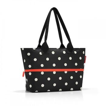 Reisenthel shopper e1 shopper táska mixed dots