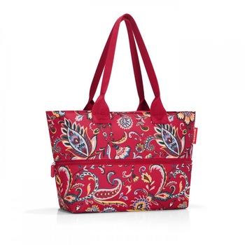 Reisenthel shopper e1 shopper táska paisley ruby