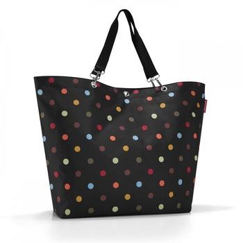 Reisenthel shopper XL shopper táska / strandtáska dots