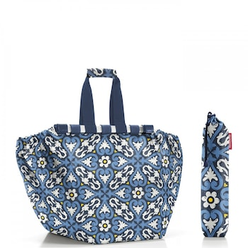 Resenthel easyshoppingbag bevásárló táska floral 1