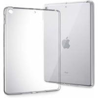 Tablettok iPad 2020 10.2 (iPad 8) - átlátszó szilikon tablet tok