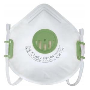 OxyLine 310V FFP3 R D többször használható szelepes védőmaszk