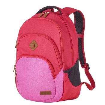 """Travelite Neopak hátizsák piros-pink 15,6"""""""