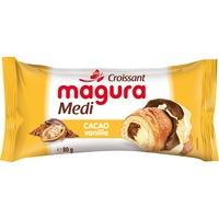 Croissant cu umplutura de cacao si vanilie 80g Magura