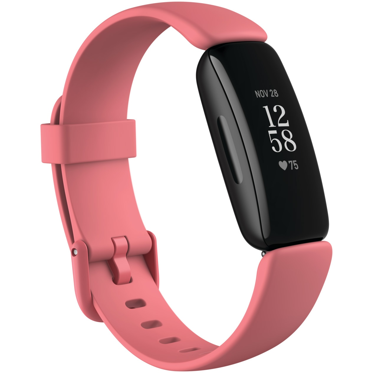 Fotografie Bratara fitness Fitbit Inspire 2, Desert Rose