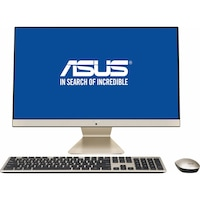 "Настолен компютър All-in-One ASUS Vivo M241DAK, 23.8"", AMD Ryzen™ 5 3500U, RAM 8GB, SSD 256GB, Radeon™ Vega 8 Graphics, No OS"