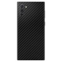 Защитно фолио за Samsung Galaxy Note 10 Skin, Карбон, Черен