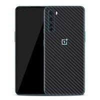 Защитно фолио за OnePlus Nord 5G, Карбон, Черен