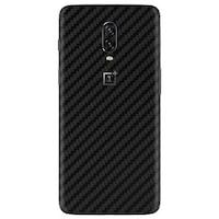 Защитно фолио за OnePlus 6T, Карбон, Черен