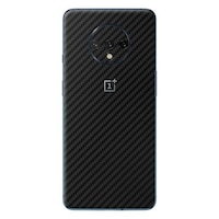 Защитно фолио за OnePlus 7T, Карбон, Черен