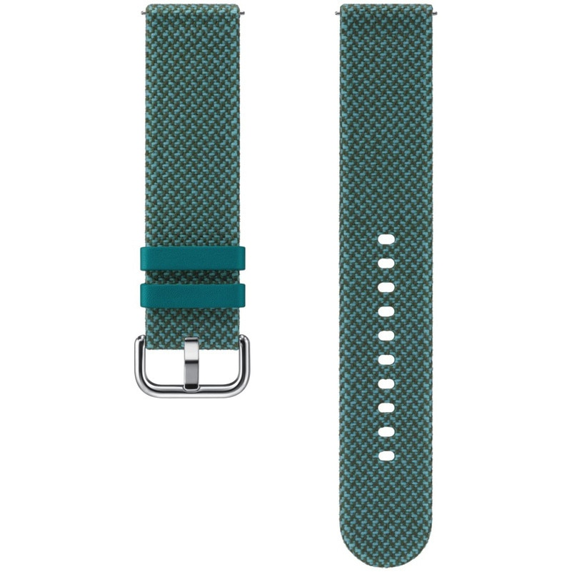 Fotografie Curea ceas smartwatch Samsung Galaxy Watch Active 2, Kvadrat Band, Green