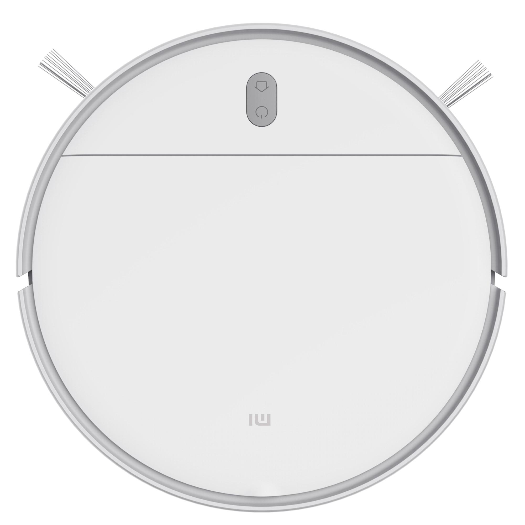 Fotografie Robot de aspirare Xiaomi Mi Robot Vacuum Mop Essential, 2500 mAh, 25 W, Clasa A+++ Alb