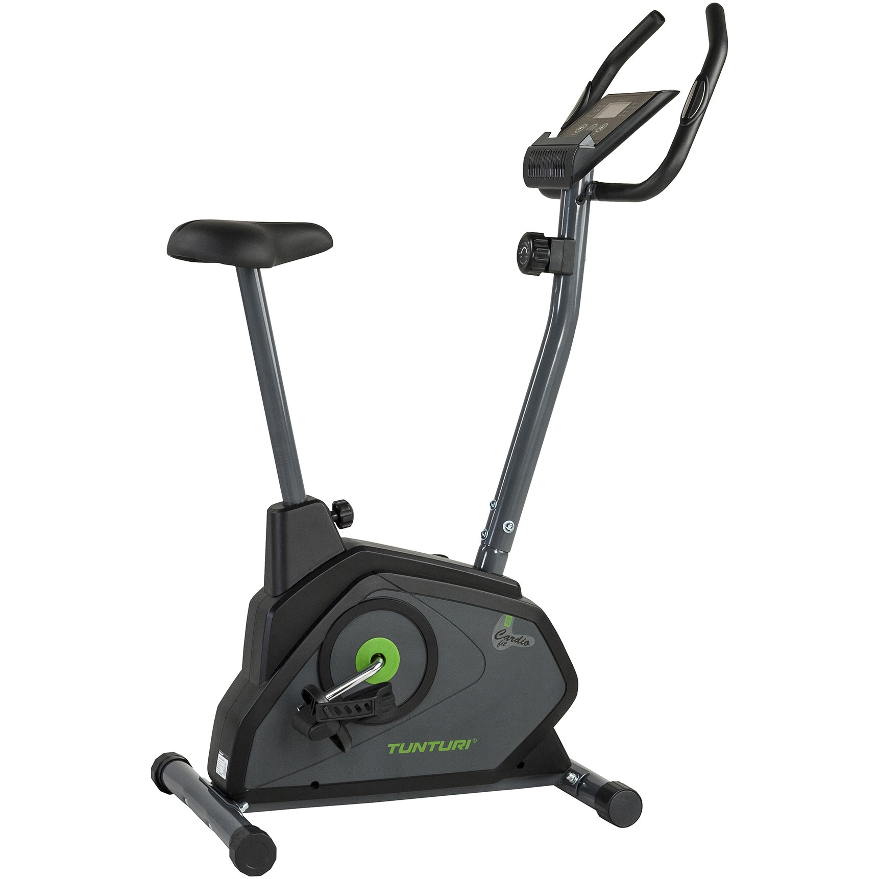 Fotografie Bicicleta fitness magnetica Tunturi Cardio Fit B30, volanta 6kg, greutate maxima utilizator 110kg