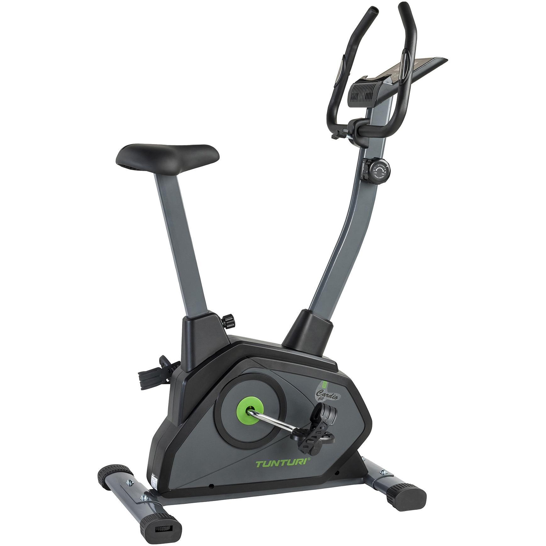 Fotografie Bicicleta fitness magnetica Tunturi Cardio Fit B35, volanta 7kg, greutate maxima utilizator 110kg