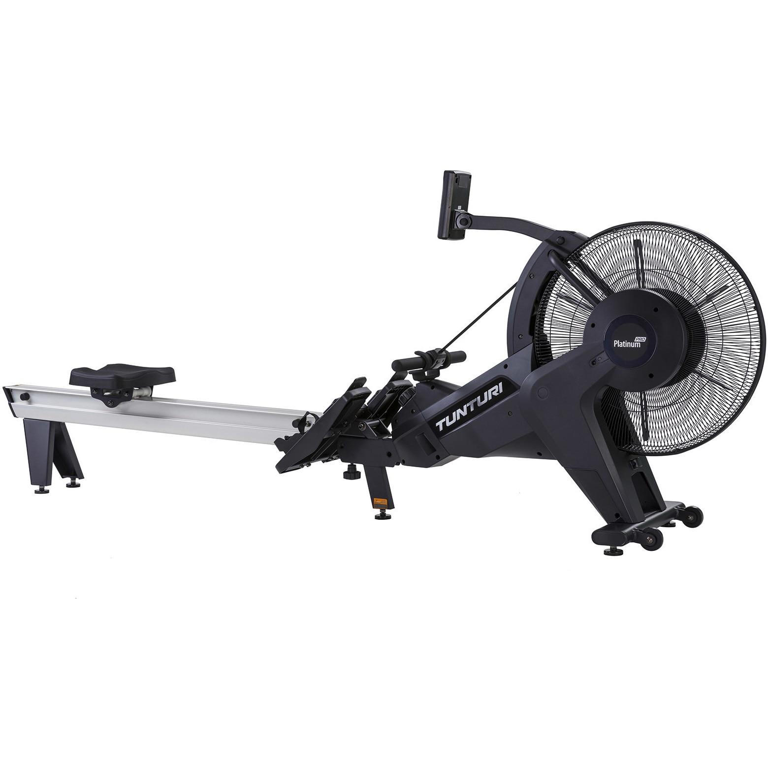 Fotografie Aparat vaslit Tunturi Pro Air, rezistenta aer, volanta 18kg, greutate maxima utilizator 165 kg