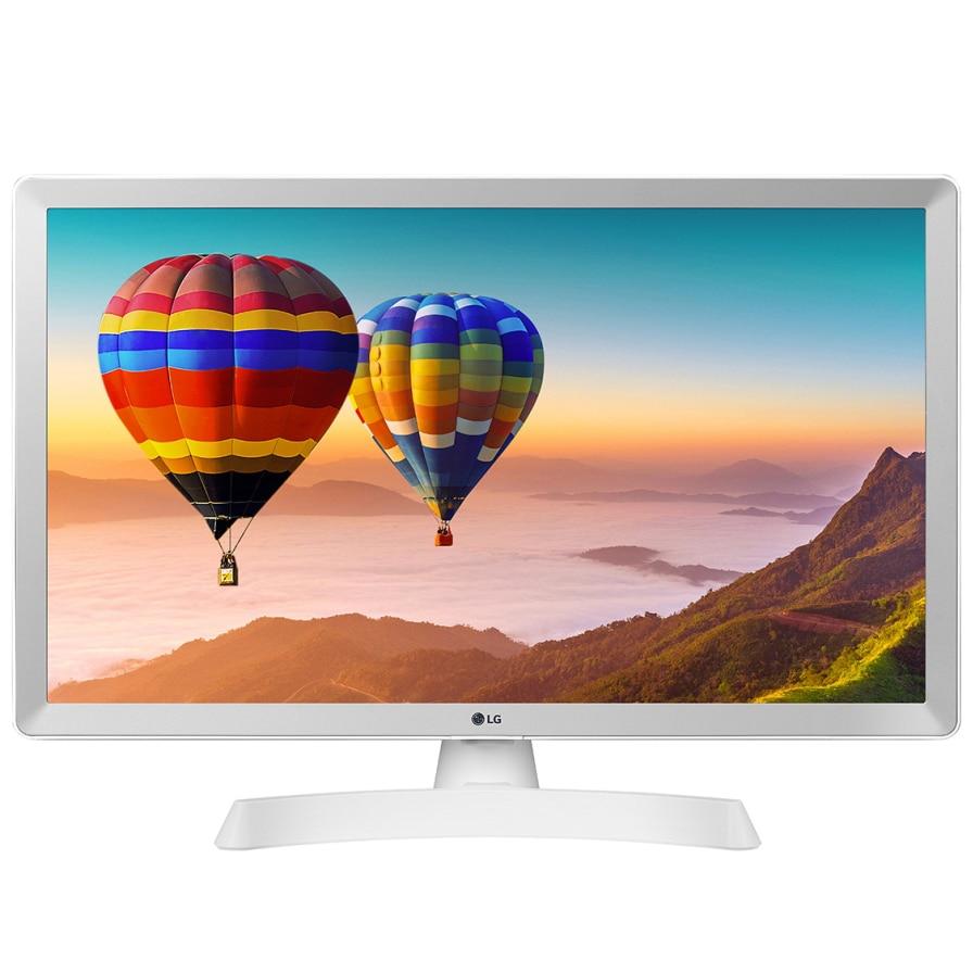 Fotografie Televizor / monitor LG 24TN510S-WZ, 60 cm, Smart, HD, LED