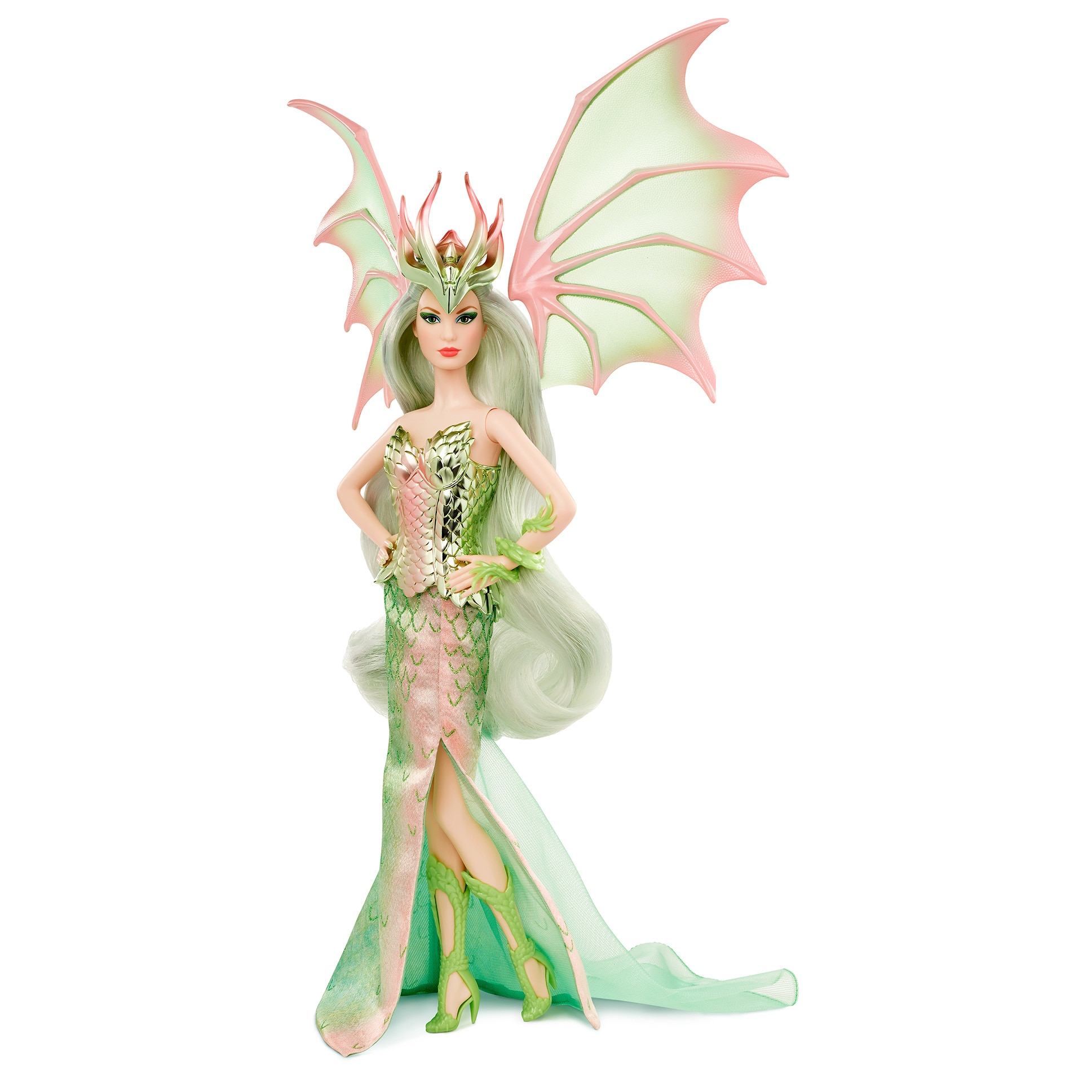 Fotografie Papusa Barbie Signature - Imparateasa Dragon