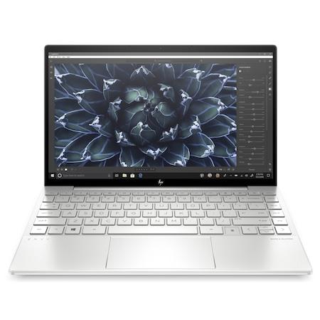 Лаптоп HP Envy 13-ba0004nu с Intel Core i7-10510U (1.80/4.90 GHz, 8M), 16 GB, 1TB M.2 NVMe SSD, NVIDIA MX350 2GB GDDR5, Windows 10 Home 64-bit, сребрист