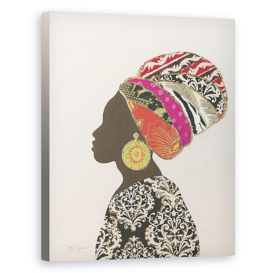 Femeia africana.
