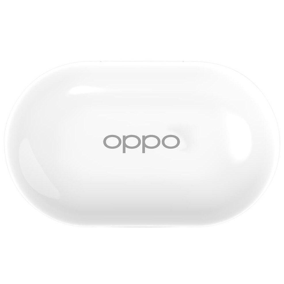 Fotografie Casti bluetooth Oppo Enco W11, White