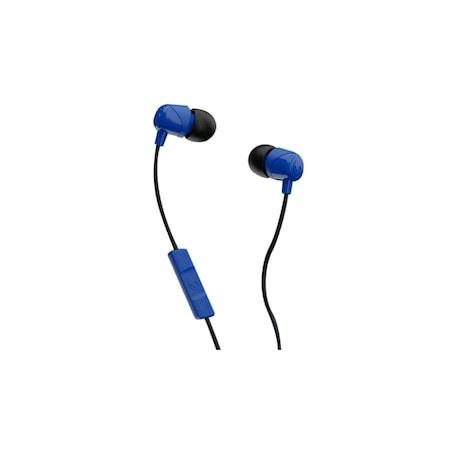 Skullcandy Jib fülhallgató, Mikrofonnal, Kobalt kék