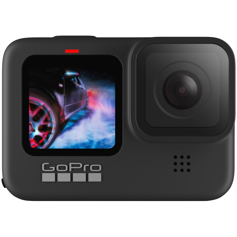 Fotografie Camera video sport GoPro HERO9, 5K, Black Edition
