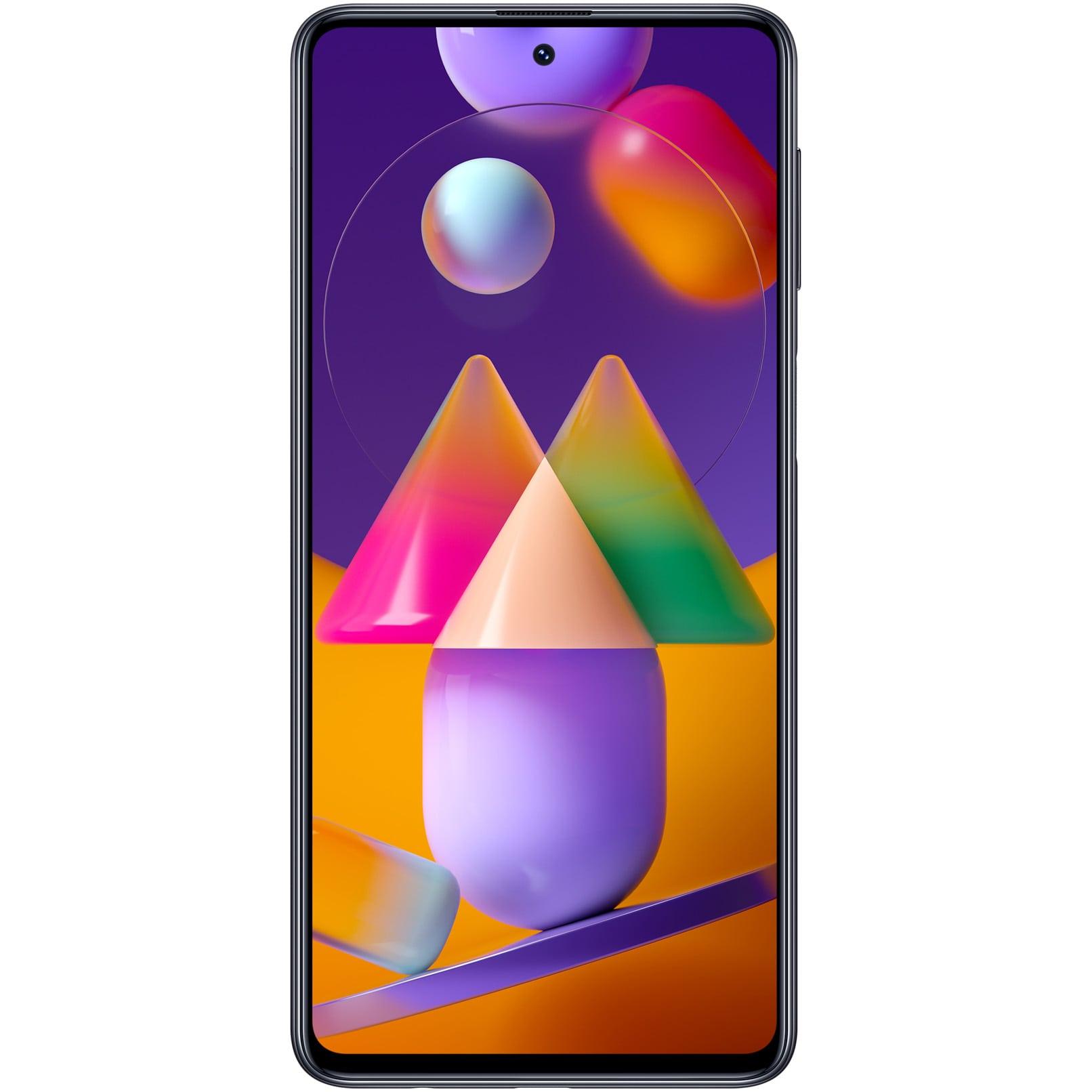 Fotografie Telefon mobil Samsung Galaxy M31S, Dual SIM, 128GB, 6GB RAM, 4G, Black