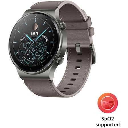 Ceas smartwatch Huawei Watch GT 2 Pro, Nebula Gray